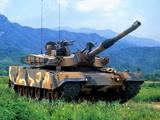 عکس تانک جنگی ارتشی