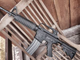 عکس تفنگ ام شانزده امریکا