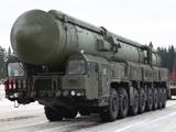 موشک بالستیک روسی توپول ام
