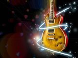 والپیپر گیتار الکتریک