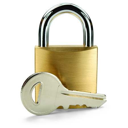 قفل و کلید lock and key