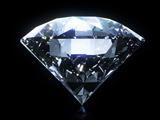 عکس الماس تراش خورده