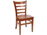 عکس صندلی چوبی