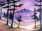 نقاشی باب راس