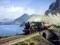 نقاشی قطار و ترن زغالی و نفتی
