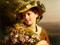 نقاشی رنگ روغن چهره دختر