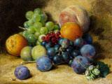 نقاشی میوه ویلیام هنری هانت
