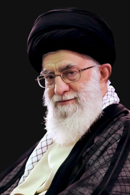 عکس سید علی خامنه ای aks emam khamenei