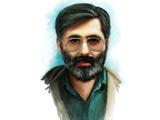 عکس شهید سید مرتضی آوینی