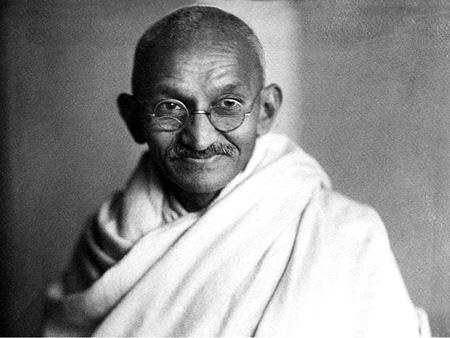 عکس ماهاتما گاندی mahatma gandhi
