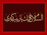 السلام علیک زینب کبری