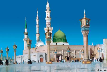 مسجد النبی حرم حضرت محمد  haram hazrat mohamad