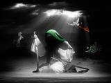 عکس امام حسین در کربلا
