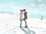 عکس رمانتیک دختر و پسر