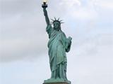 مجسمه آزادی در شهر نیویورک