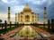 عکس تاج محل در هندوستان