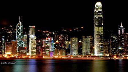 شهر هنگ کنک hong kong city