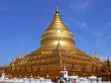 عکس معبد طلایی شوداگون