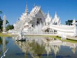 معبد و صومعه وت در کشور تایلند