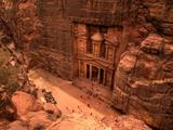 شهر باستانی پترا در اردن