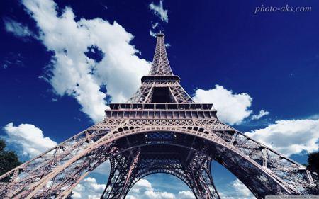 برج ایفل - پاریس فرانسه eiffel tower