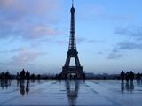 پوستر زیبای برج ایفل فرانسه