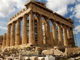 معبد پارتنون در آتن یونان