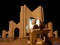 مقبرة الشعراء در شب