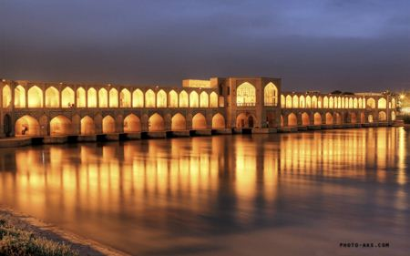 پل خواجو اصفهان khaju bridge isfahan