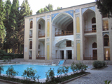 بنای تاریخی باغ فین کاشان