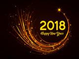 پوستر تبریک سال نو میلادی