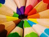 مداد های رنگی