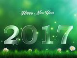 والپیپر تبریک سال جدید میلادی
