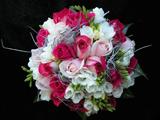 دسته گل رز عروسی و نامزدی