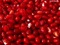 دانه های قرمز انار