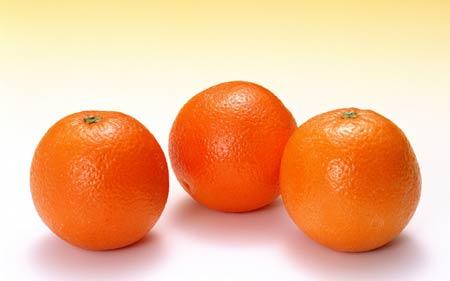 عکس زمینه میوه های پرتقال orange wallpaper