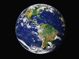 عکس ماهواره از کره زمین