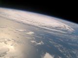 عکس ماهواره ای کره زمین