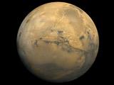 عکس کامل از سطح کره مریخ