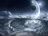عکس رویایی از ابرهای فضایی