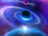 عکس بسیار زیبا سیارات فضایی