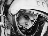 یوری گاگارین اولین فضانورد جهان