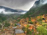 طبیعت زیبای شهر ماسوله