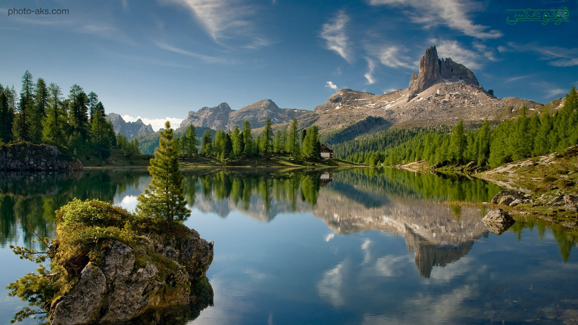 http://pic.photo-aks.com/photo/nature/landscape/large/mountain-lake-and-trees.jpg