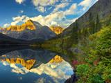 منظره پارک ملی مونتانا