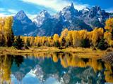 پارک ملی گرند تتون امریکا