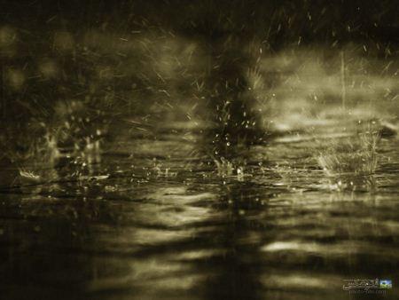 والپیپر باران rain wallpaper
