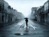 تصاویر غمگین بارانی