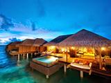 سوئیت ویلایی ساحلی در مالدیو