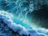 عکس امواج خورشان اقیانوس